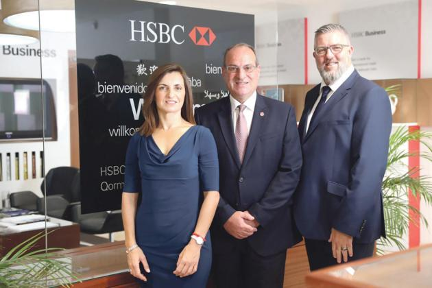 HSBC Malta announces senior management appointments