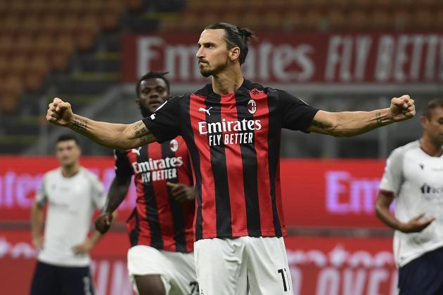 Ibra set for Milan derby, Ronaldo in quarantine as Serie A returns
