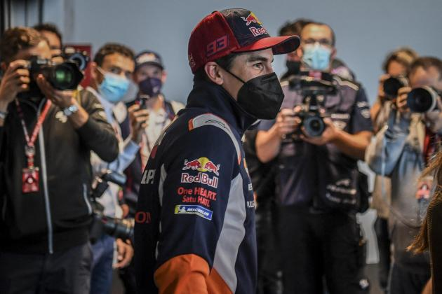 Marquez wants to 'feel like a MotoGP rider again' on injury return