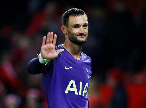 Hugo Lloris was called into the French squad ahead of the UEFA Nations League qualifiers.