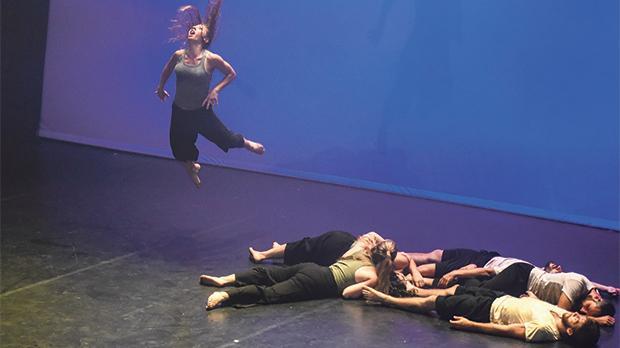 Diaspora, by Contact Dance Company. Photos: Emma Abela Tranter