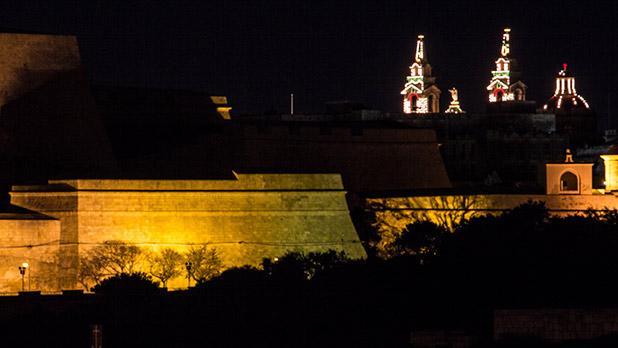 Valletta bastions. Photo: Lino Debono