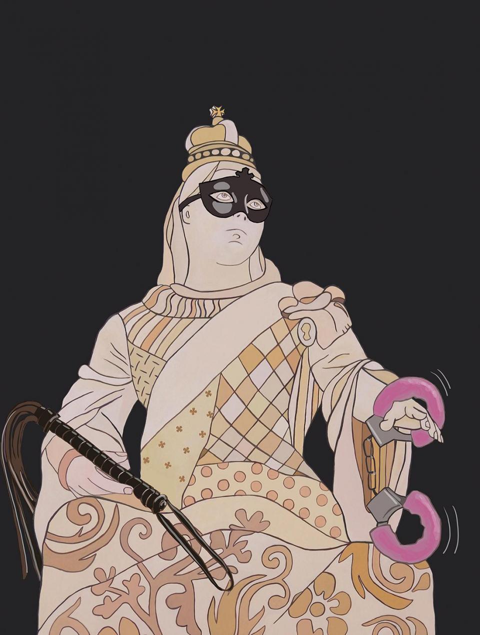 Queen Victoria Kinky