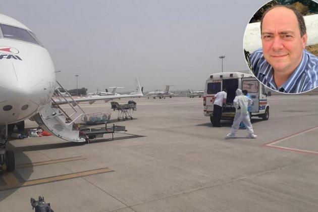 Maltese COVID-19 victim cremated in India