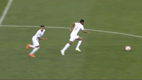Watch: England players tried sneaky tactic after Croatia's goal