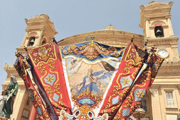 Malta and Gozo celebrate feast of Santa Marija