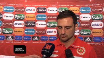 Watch: Sciberras to quit international football