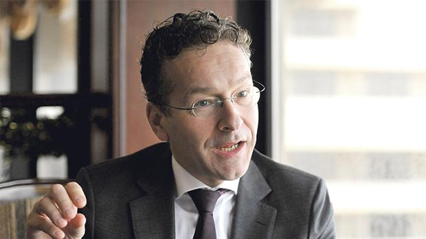 Eurogroup president Jeroen Dijsselbloem. Photo: Chris Sant Fournier