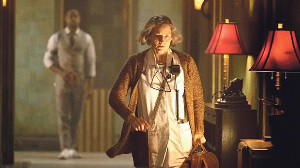 Jodie Foster in Hotel Artemis.