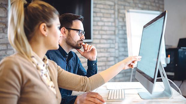 Digital skills are needed in all employment roles in all companies, not just ICT firms, and the Digital Opportunity Traineeship is not just for ICT personnel but for any student to acquire such skills. Photo: Shutterstock.com