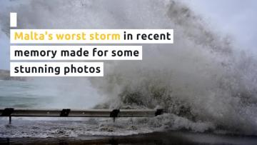 'Worst storm since 1982' saw record gusts of 133km/h - Muscat