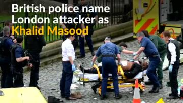 'I want some blood, I want to kill someone,' enraged London attacker told friend