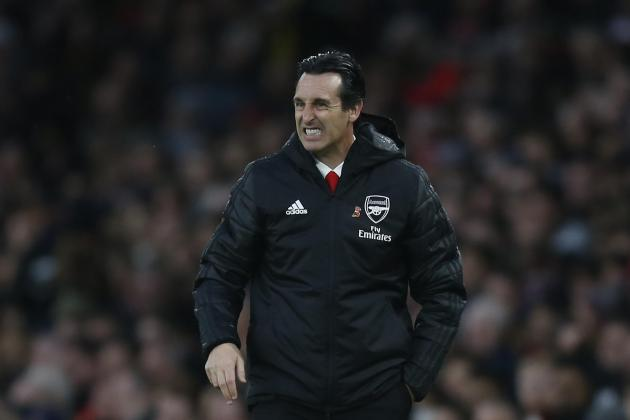Arsenal back Emery but warn results must improve