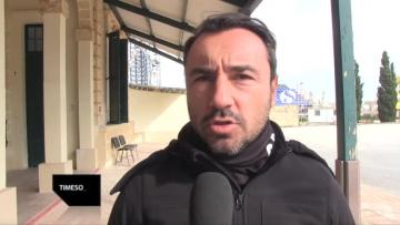 Watch: Brocchi hopes Malta camp can help Monza gel together | Video: Mark Zammit Cordina