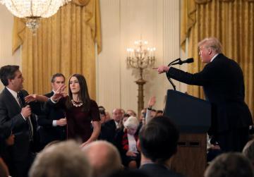 CNN sues Trump administration