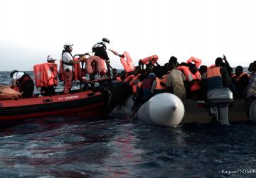 Around 170 dead, missing in two shipwrecks in the Mediterranean - reports