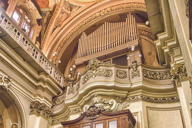 The Malta International Organ Festival starts tomorrow