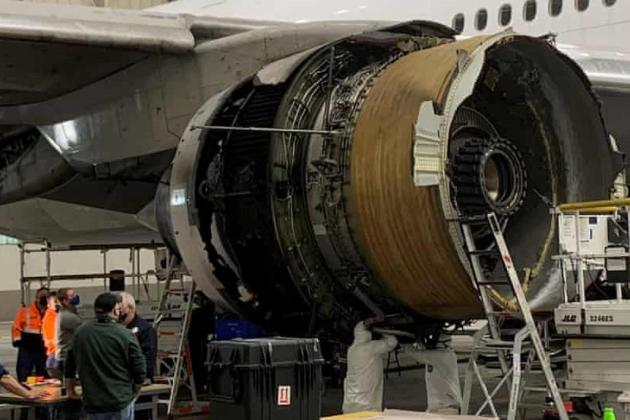 Metal fatigue suspected in Boeing 777 engine scare