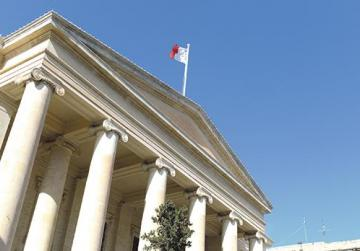 """For judicial appointments in Malta, """"unfortunately there is no requirement to undergo compulsory training either before appointment or after"""". Photo: Matthew Mirabelli"""
