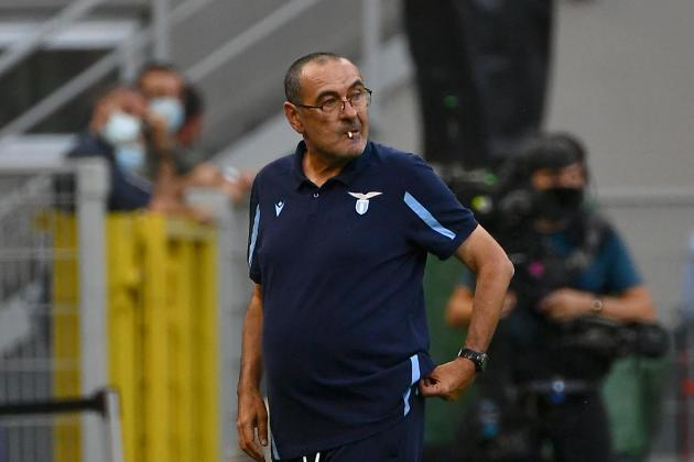 Sarri handed two-match ban for Milan red card and blasphemous protests