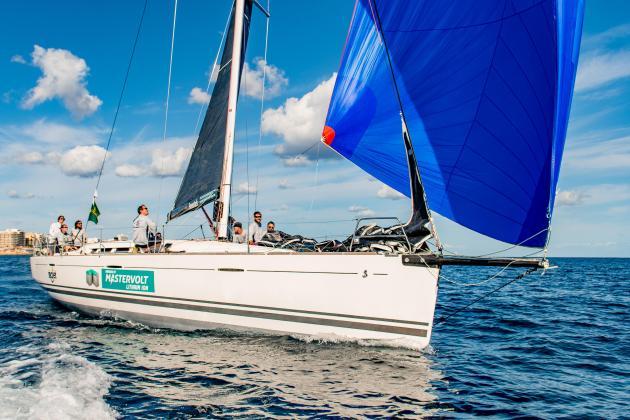 Elusive 2 wins Yachting Malta Coastal Race