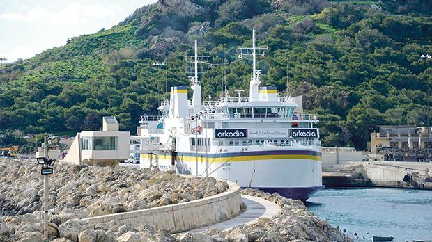 """Islands Ferry Network's bid """"met Gozo Channel's requirements"""". Photo: Matthew Mirabelli"""