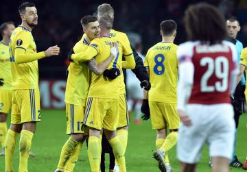 Updated: Chelsea edge out Malmo as Arsenal suffer Europa League setback