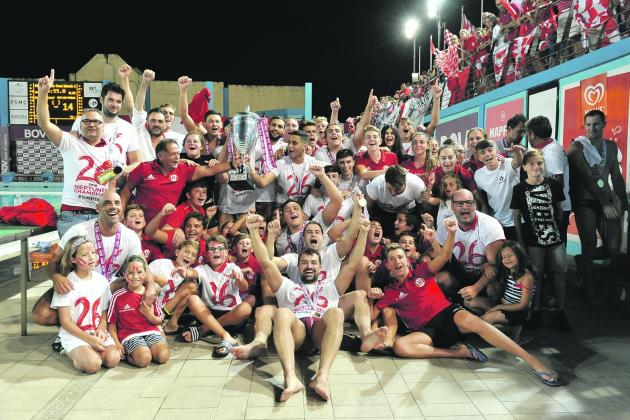 Camilleri steers Neptunes to 26th water polo league title