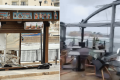 Watch: 'We lost everything': two separate eateries gobbled up by the storm