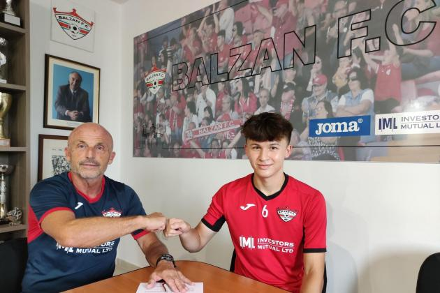 Balzan sign former Chelsea Academy player