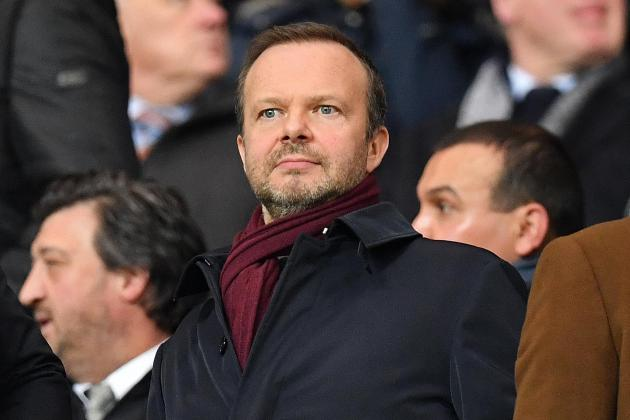 Man. United executive vice-chairman Ed Woodward to leave club