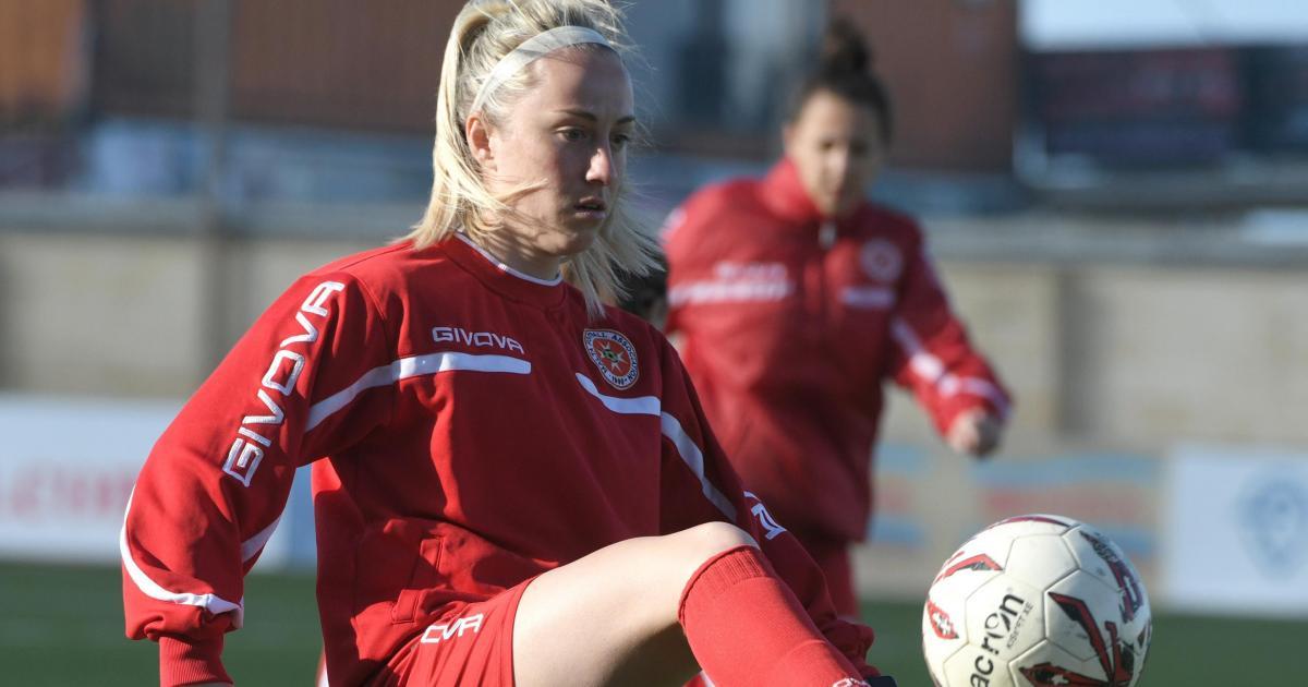 'Hard to decline Lazio offer' - Malta women Rachel Cuschieri