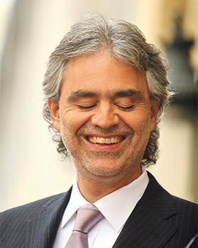 Andrea Bocelli describes Calleja as a complete artist.