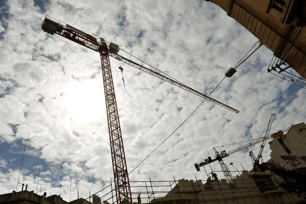 Cranes off my private airspace – Mark Said