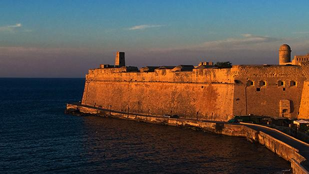 Fort St Elmo. Photo: Adrian Farrugia