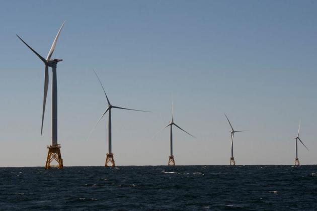 US unveils plans for seven major offshore wind farms