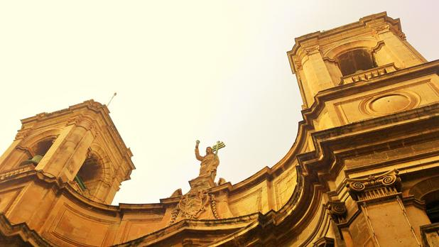 Church towers with bells in Valletta. Photo: Patricia Mccardle