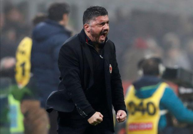 Image result for Gennaro Gattuso