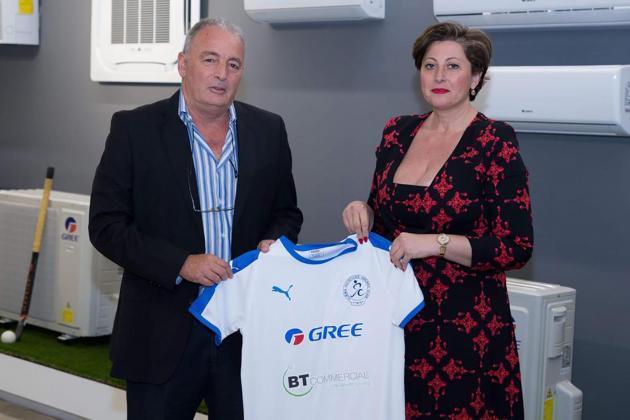 Sponsorship boost for Sliema Hotsticks