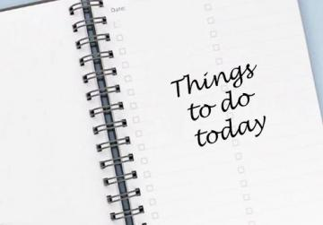Things to do today - April 21, 2019