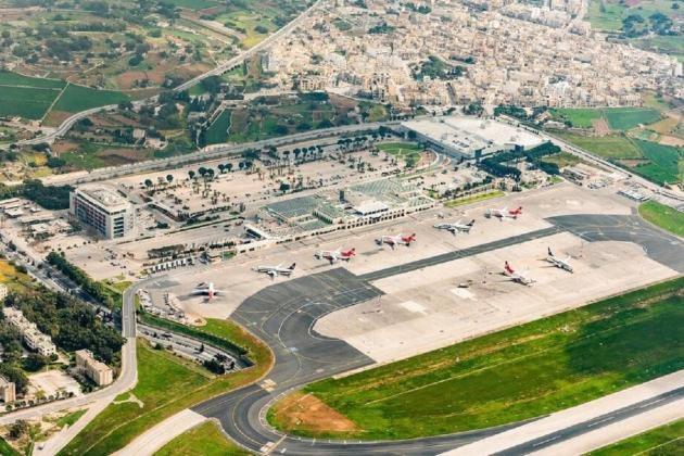 Malta airport saw 'slight' boost in May passenger numbers