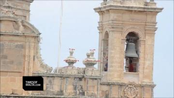 Watch: Ring those church bells... while you can still hear them