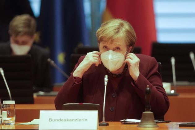 Merkel's party braces for drubbing in German state polls