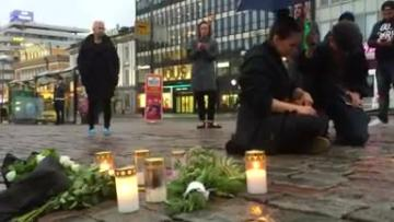 Finland knife attack suspect targeted women, police say