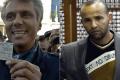 Algerian businessman uses his namesake cousin to run for presidency