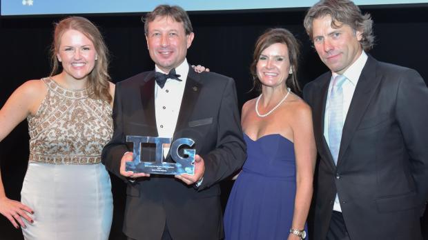 MTA UK office wins prestigious travel industry award