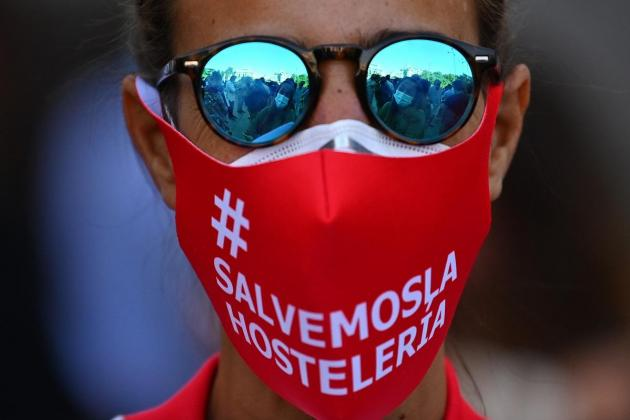 Madrid mulls lockdown in virus-hit neighbourhoods