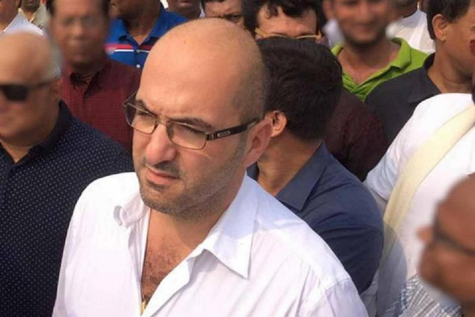 Yorgen Fenech.