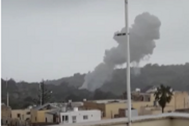 Fireworks room in Żurrieq blows up after suspected lightning strike