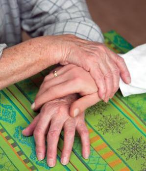 Carers too need to be cared for.